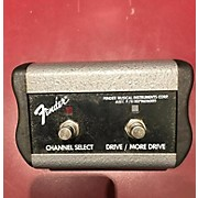 Fender 2 BUTTON FOOTSWITCH Footswitch