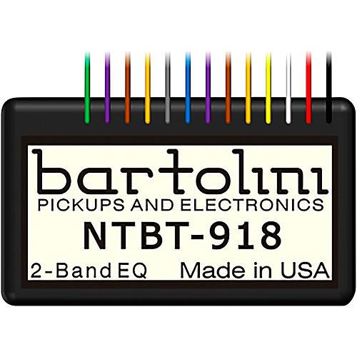 Bartolini 2-Band Tone Control Pre-Amp-thumbnail