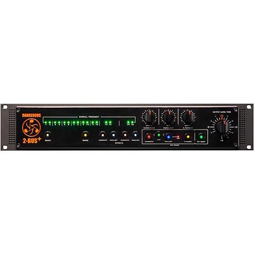 Dangerous Music 2-Bus+ Analog Summing Mixer