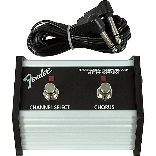 Fender 2-Button Channel/Chorus Footswitch-thumbnail