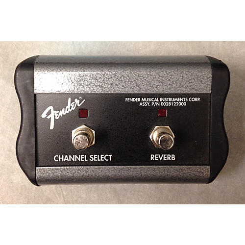 Fender 2 Button Footswitch Pedal