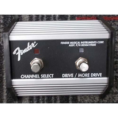 Fender 2 Button Footswitch Pedal-thumbnail