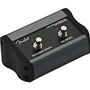 Fender 2-Button Footswitch for Acoustasonic