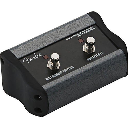 Fender 2-Button Footswitch for Acoustasonic-thumbnail