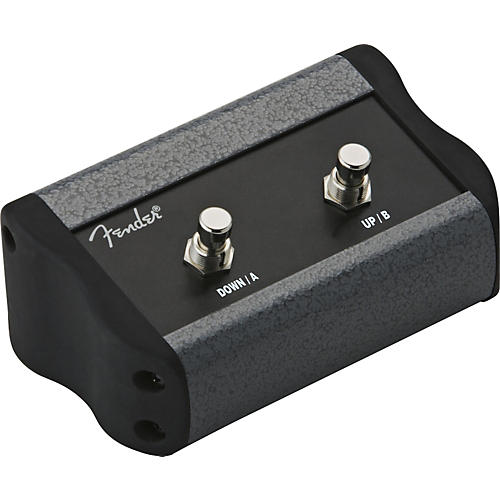 Fender 2-Button Footswitch for Mustang Amps-thumbnail
