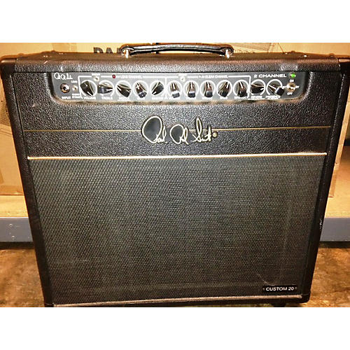 PRS 2 Channel Custom 20 Tube Guitar Combo Amp-thumbnail