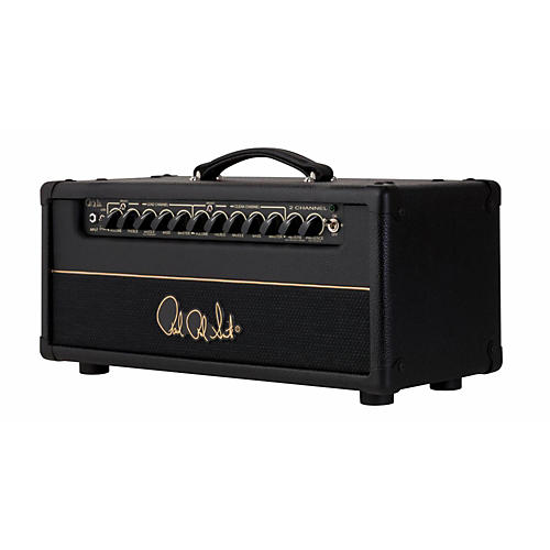 PRS 2-Channel Custom 50 Tube Guitar Amp Head Stealth-thumbnail