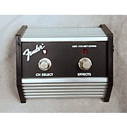 Fender 2 Channel Footswitch Pedal