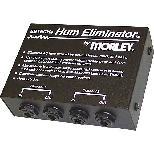 Ebtech 2-Channel Hum Eliminator-thumbnail