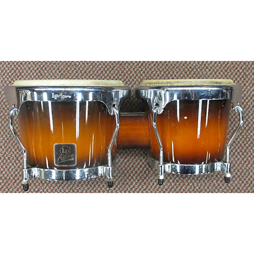 LP 2 Piece Aspire Bongo Set Bongos-thumbnail
