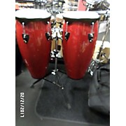 Tycoon Percussion 2 Piece Conga Set Drum