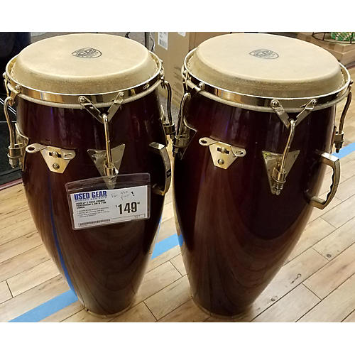 LP 2 Piece Cosmic Percussion 9.5in & 11in Conga