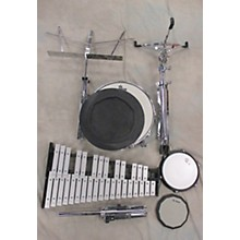 Vic Firth 2 Piece V7806 STUDENT PERCUSSION KIT Drum