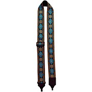 "LM Products 2"" Retro Style Cotton Banjo Strap"