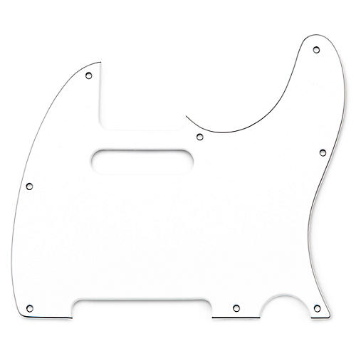 Musician's Gear 2 Single-Coil Tele Pickguard