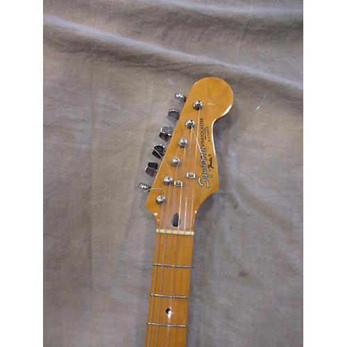 Squier 2 Solid Body Electric Guitar-thumbnail