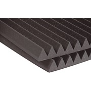 "2"" Studiofoam Wedge 2'x4'x2"" Panels (12 Pack)"