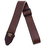 "Ernie Ball 2"" Tri Glide Italian Leather Strap"