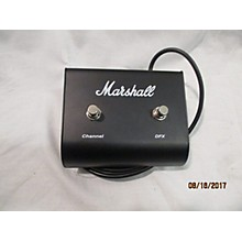 Marshall 2 Way Foot Switch Footswitch