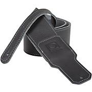 "Boss 2.5"" Premium Leather Guitar STrap"