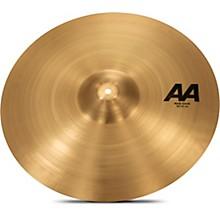 """Sabian 20"""" AA Rock Crash Cymbal"""