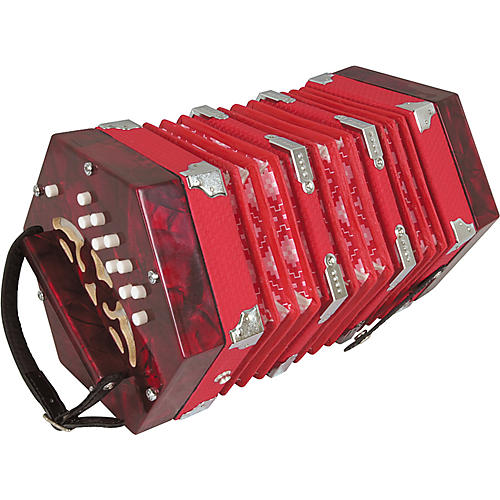 Musician's Gear 20-Button Concertina