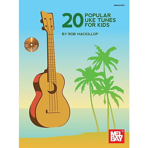 Mel Bay 20 Popular Uke Tunes For Kids-thumbnail