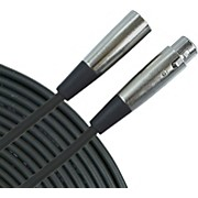 20' XLR Microphone Cable 20 ft.