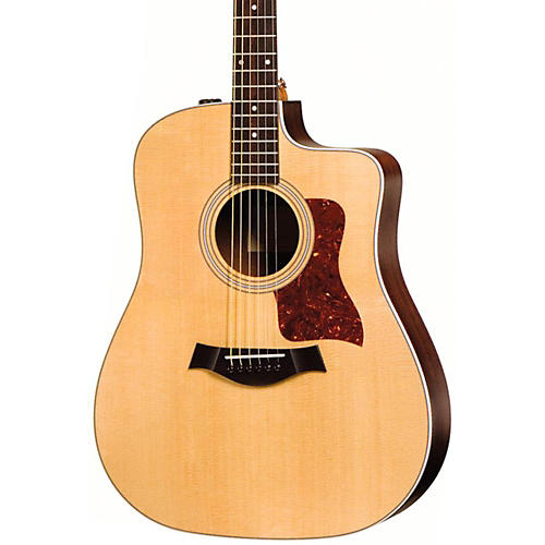 Taylor 200 Series 2014 210ce Dreadnought Acoustic-Electric Guitar Natural