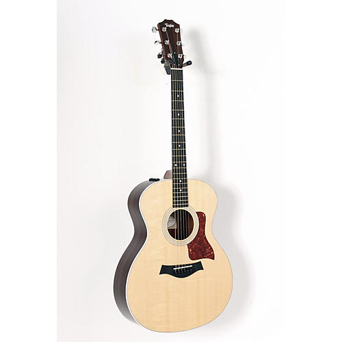 Taylor 200 Series 2014 214e Grand Auditorium Acoustic-Electric Guitar Natural 888365021553