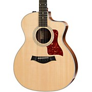 Taylor 200 Series 214ce DLX Grand Auditorium Acoustic-Electric Guitar