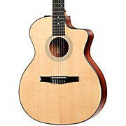 200 Series 214ce-N Grand Auditorium Nylon String Acoustic-Electric Guitar