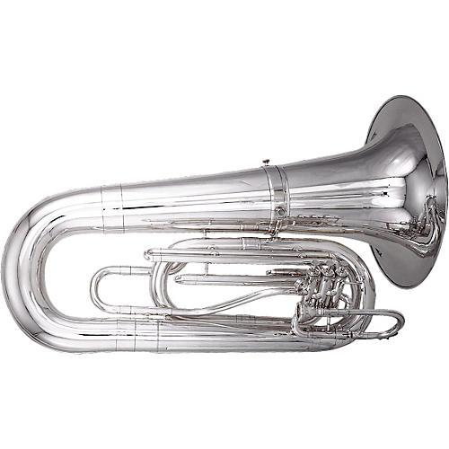 Kanstul 200 Series 3-Valve 5/4 Marching BBb Tuba