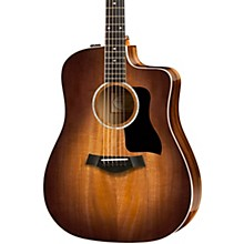Taylor 200 Series Deluxe 220ce-K DLX Dreadnought Acoustic-Electric Guitar