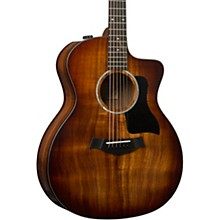Taylor 200 Series Deluxe 224ce-K Grand Auditorium Acoustic-Electric Guitar