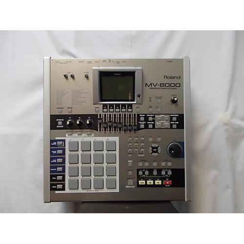 used roland 2000 mv8000 multitrack recorder guitar center. Black Bedroom Furniture Sets. Home Design Ideas