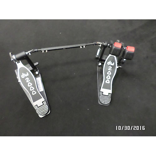 DW 2000 Series Double Double Bass Drum Pedal