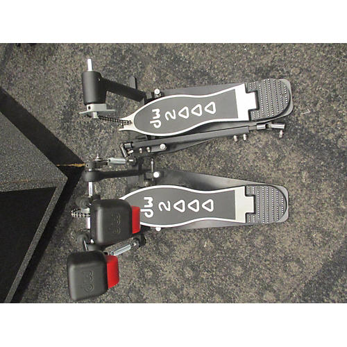 DW 2000 Series Double Double Bass Drum Pedal-thumbnail