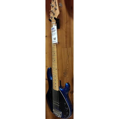 Ernie Ball Music Man 2000 Stingray 5 String Electric Bass Guitar
