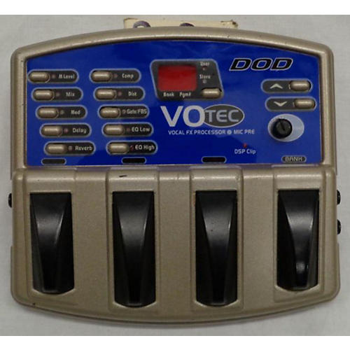 DOD 2000 VOTEC Effect Processor