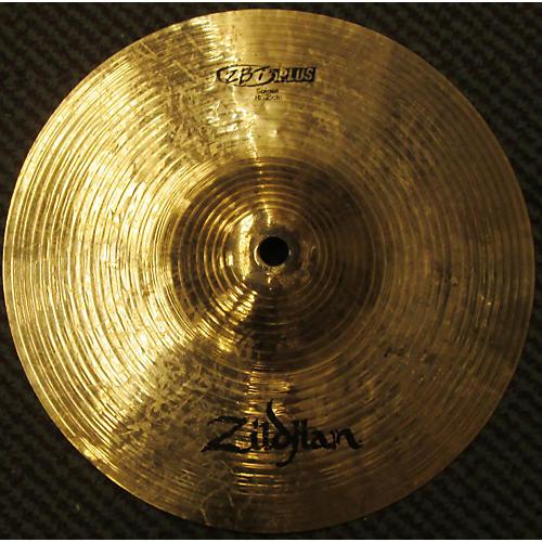 Zildjian 2000s 10in ZBT PLUS SPLASH Cymbal