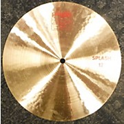 Paiste 2000s 12in 2002 Splash Cymbal