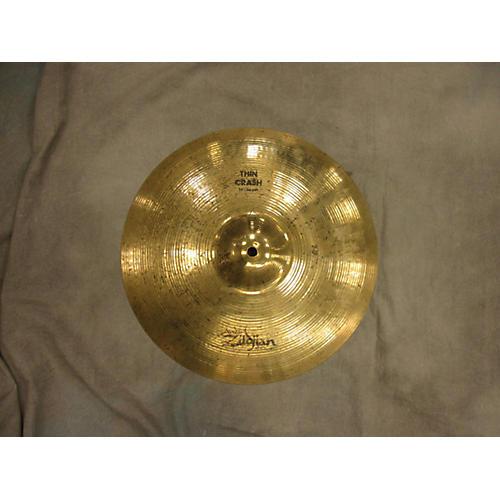 Zildjian 2000s 14in Thin Crash Cymbal