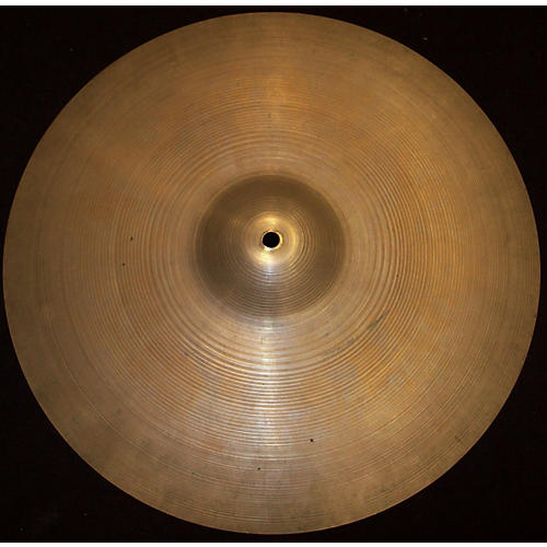 Zildjian 2000s 18in A Custom Crash Cymbal-thumbnail