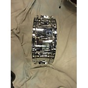 Pearl 2000s 6X14 Steel Shell Drum