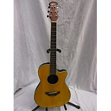 Applause 2000s AA13 Minibowl Cutaway Acoustic Guitar