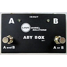 Livewire 2000s ABY1 Switcher Pedal