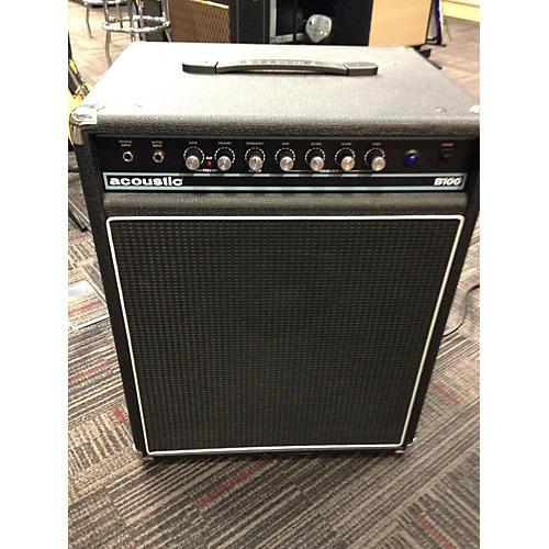 Acoustic 2000s B100 100W 1x15 Bass Combo Amp