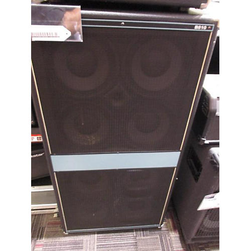 Acoustic 2000s B810 800W 8X10 Bass Cabinet