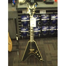 Dean 2000s BLACK GOLD V Solid Body Electric Guitar